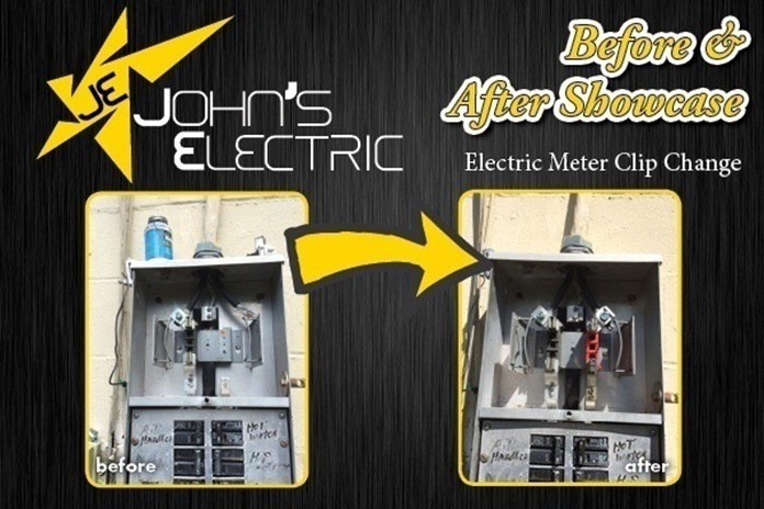 electric meter clip change birmingham