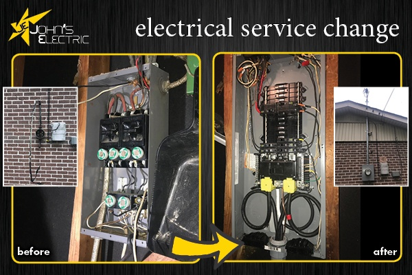electrical service change alabama