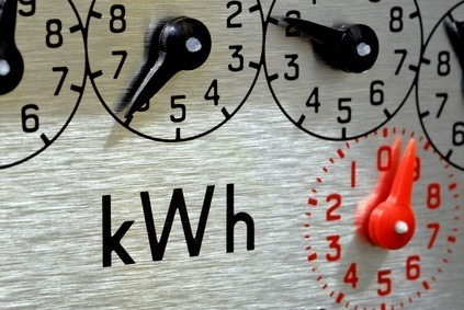 How to read Alabama Power meter.