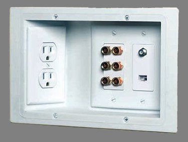 Make life easier with recessed outlets