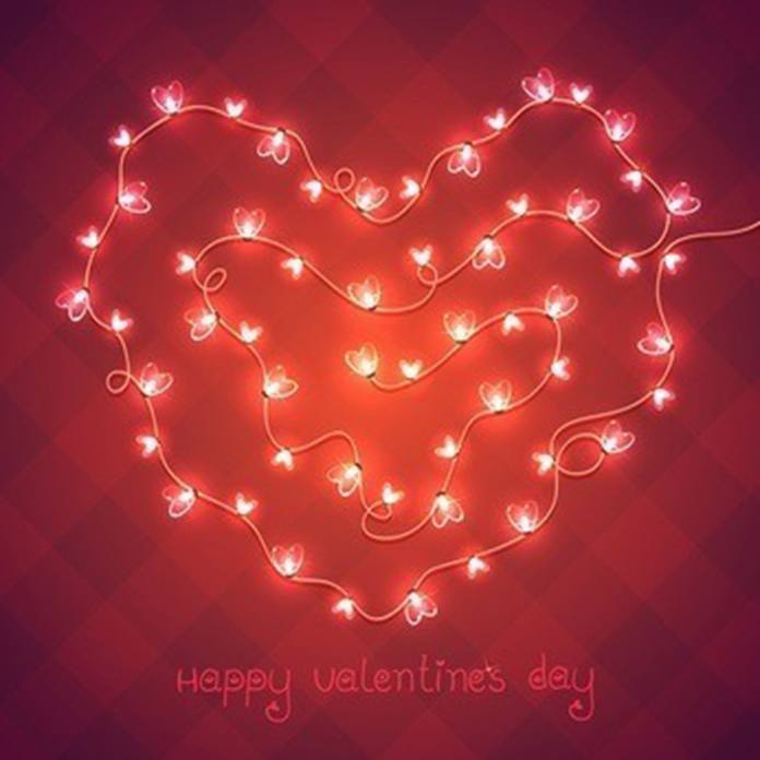 Valentines lighting ideas