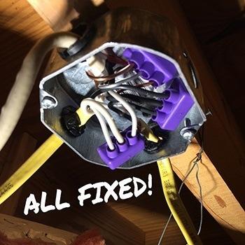 electrician handyman birmingham