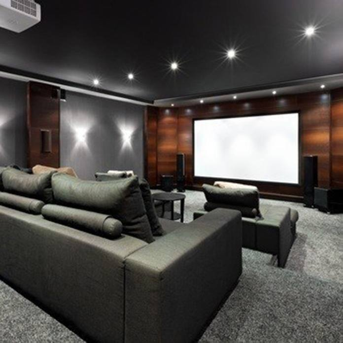home theater lighting hoover