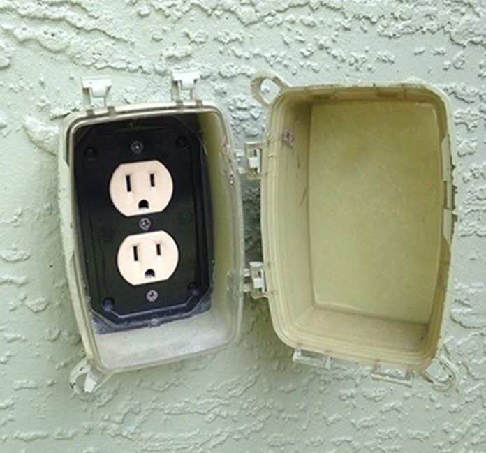 Outdoor Electrical Outlets