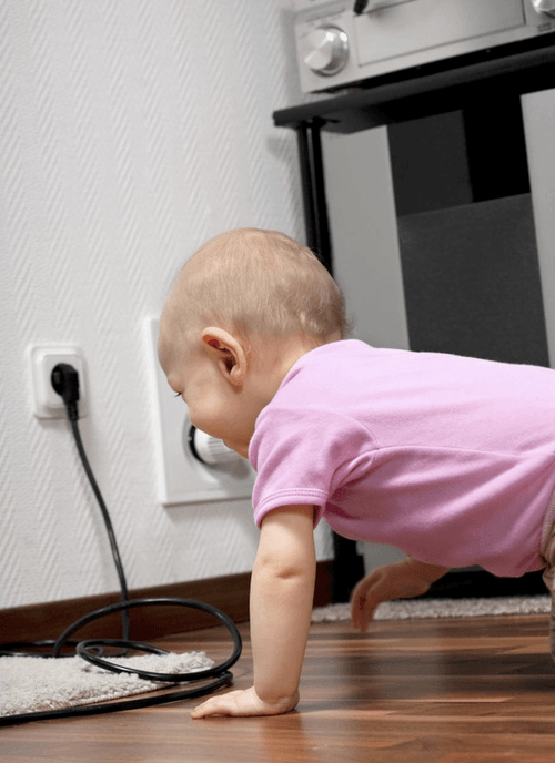Childproof Electrical Outlets